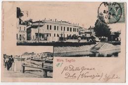 ITALIA  MIRA Taglio Multivues Antonio Gallina - Venezia