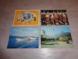 Beau Grand Lot De 800 Cartes Postales Du Monde + Thèmes CSM Grand Format    800 Postkaarten Van De Wereld -  101 Scans - Cartes Postales