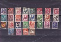 ALGERIE : Y&T : Lot De 28 Timbres  Oblitérés - Algérie (1924-1962)