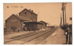 Sint-Amands  St. Amands  Statie  Station - Puurs