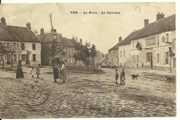 60 - VER / LA PLACE - LE CALVAIRE - France