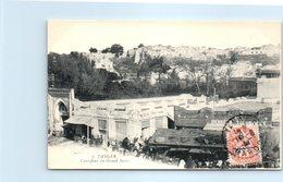 MAROC - TANGER --  Carrefour Du Grand Socco - Tanger