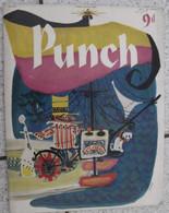 Revue Punch N° 6101 Du 31 Juillet 1957 - Humour