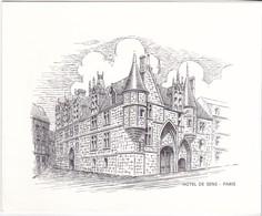 Hotel De Sens - Paris - Werbepostkarten