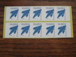 POLYNESIE CARNET DE DISTRIBUTEUR  C704A  TIMBRE   P704A * *  Embleme Postal  ANNEE 2003 ITVF - Carnets