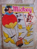 MICKEY MAGAZINE NO 298-06/1956-RC DIVERS-ED.BELGE - Mickey - Autres