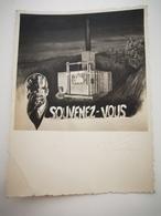 Photo, Souvenir De Thil Du Four Crematoir, VILLERUPT - Other Municipalities