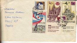 Tchécoslovaquie - Enveloppe - - Tschechoslowakei/CSSR