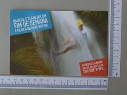 BRAZIL - SERRA DO CIP'O -  MINAS GERAIS -   2 SCANS    - (Nº30065) - Belo Horizonte