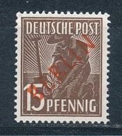Berlin 25 ** Geprüft Schlegel Mi. 13,- - [5] Berlin
