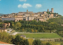 STADIO-STADE-STADIUM-ESTADIO-SOCCER-FOOTBALL-CAMPO SPORTIVO-NOCERA UMBRA-ITALIA-VIAGGIATA IL 11-8-1973 - Football