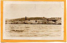 Argostolion Greece Old Real Photo Postcard - Grèce