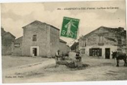 Champigny Le Sec Place Du Calvaire 351CP02 - France