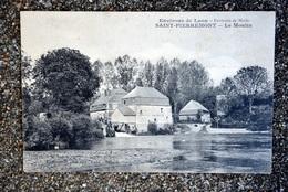Saint Pierremont, Environs De Laon - Le Moulin - Autres Communes
