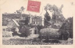 49   LA POSSONNIERE . CPA. LE CHILLEAU. ANNEE 1907 - France