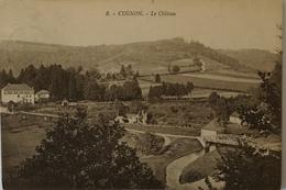 Cugnon (Neufchateau) Le Chateau 1921 - Neufchâteau