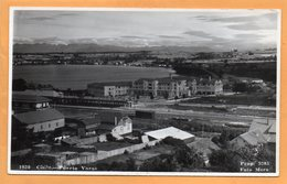 Puerto Varas Chile Old Real Photo Postcard - Chile