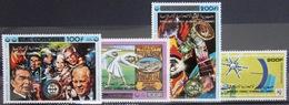 COMORES                   PA 166/169                       NEUF** - Comores (1975-...)