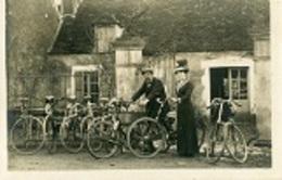 Ingrandes 86 Atelier De Rééparation De Bicyclettes 357CP02 - Otros Municipios