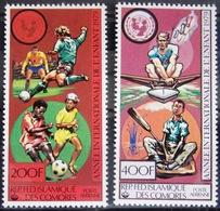 COMORES                   PA 177/178                      NEUF** - Comores (1975-...)