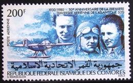 COMORES                   PA 182                      NEUF** - Comores (1975-...)