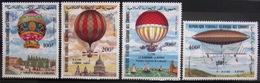 COMORES                   PA 193/196                      NEUF** - Comores (1975-...)