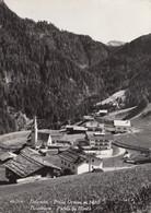 BULLA ORTISEI-PUFEL ST ULRICH-BOZEN-BOLZANO-DICITURA BILINGUE AL VERSO-CARTOLINA VERA FOTOGRAFIA VIAGGIATA IL 12-7-1968 - Bolzano