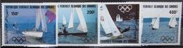COMORES                   PA 197/200                      NEUF** - Comores (1975-...)