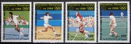 COMORES                   PA 233/236                      NEUF** - Comores (1975-...)