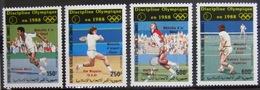 COMORES                   PA 255/258                      NEUF** - Comores (1975-...)