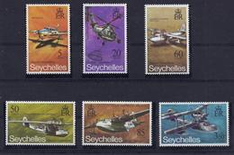 Seychellen 287/292 ** - Seychelles (1976-...)