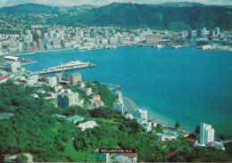 Wellington, New Zealand - Unused - Nuova Zelanda