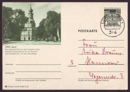 Germany-BRD - Bildpostkarte Von 1969 - P 99 C 08/64 - Gebraucht - Jever (P99) - [7] Repubblica Federale