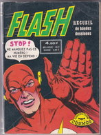FLASH RECUEIL 751. Janvier, Mars, Mai 1975 - Flash