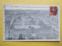 PARIS. Le Palais Des Tuileries Vers 1863. - District 01