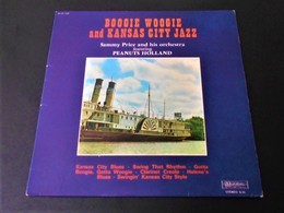 Disque 33 Tours Samy Price Et Son Orchestre Boogie Woogie And Kansas City - Jazz, Blues, Boogie-woogie, Swing, Texas - Country & Folk