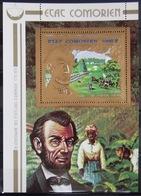 COMORES                   P.A 100                     NEUF** - Comores (1975-...)