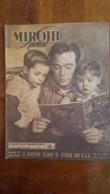 MIROIR SPRINT 1947 N°43 CERDAN AUX USA - Libri, Riviste, Fumetti