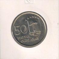 Equatorial Guinea. 50 Pesetas. 1969 - Equatorial Guinea