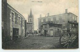 ARCAIS - Hotel - Café Bertrand - France