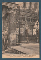 Palestine - RARE - Vintage Post Card - Bethlehem - Church Of The Nativity - Palestina