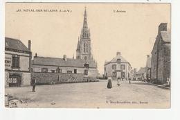 NOYAL SUR VILAINE - L'ARRIVEE - 35 - Other Municipalities