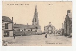 NOYAL SUR VILAINE - L'ARRIVEE - 35 - France