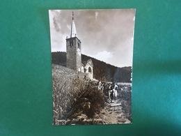 Cartolina Brusson - Angolo Mistico - 1950 - Italy