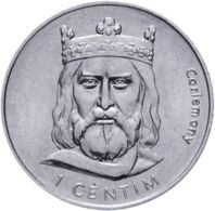 Andorra. Coin. 1 Centime. 2002. UNC. Charlemagne - Andorra