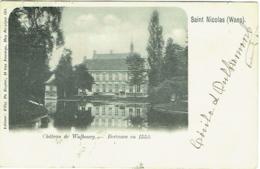 Sint-Niklaas-Waas. Château De Walbourg. - Sint-Niklaas
