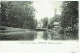 Oostkamp. Château Des Cerfs - Oostkamp