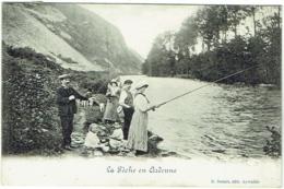 Ardennes. La Peche En Ardenne. - Belgique