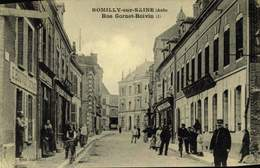 10 ROMILLY SUR SEINE - Rue Gornet Boivin / A 506 - Romilly-sur-Seine