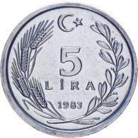 Turkey. 5 Lire1983. UNC - Turkey